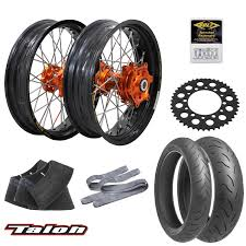 ktm wheelsets supermoto wheels