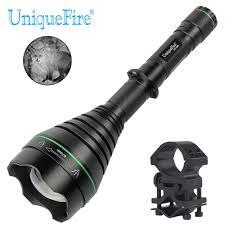Ir Lights For Night Vision Scopes Uniquefire 1508 T67 Ir 940nm Led Flashlight Zoom Foucs