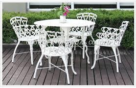 aluminum outdoor dining set aluminum patio chairs and amazing casting aluminum outdoor patio furniture expandable aluminum outdoor dining set