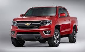 new car releases 2015Chevrolet Releases FuelEconomy Estimates for 2015 Colorado V6