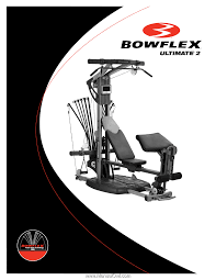 Bowflex Ultimate 2 Exercise Chart Bowflex Ultimate 2 Owners Manual