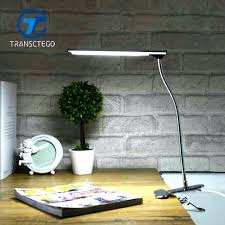 desk lamp with usb port sk lamp clip led clamp mesa port for stunt table bedroom