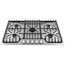 36 inch gas cooktop with griddle. Simple With Frigidaire Professional 36 Inch Gas Cooktop With Griddle In Stainless Steel  FPGC3677RS In Inch With 6