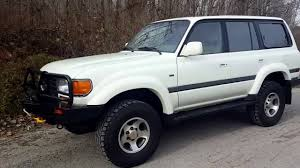 1997 Toyota Land Cruiser 80 Series FZJ80 replacement leather seat ...