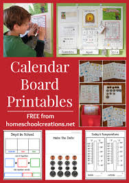 Our Calendar And Morning Board Routine And Free Printables
