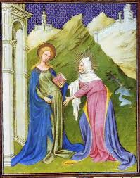 Image result for mary and elizabeth