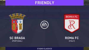 BossOKTV - SC Braga vs Roma