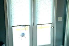 glass front door privacy ideas privacy window treatments glass front door coverings blinds sidelight shutters ideas