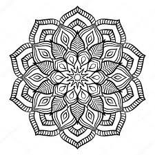 Favoriete Mandala Kleurplaten Bloemen Dzn67 Agneswamu