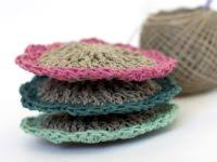 Free Crochet Patterns For Scrubbies Gorgeous Free Crochet Dishcloth And Scrubbie Patterns