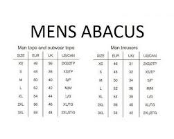 Abacus All Mens Golf Outerwear 2nd Swing Golf