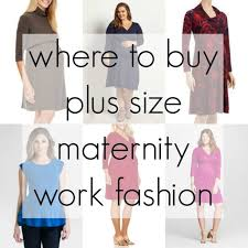 Kohl S Maternity Size Chart Where To Buy Plus Size Maternity Work Clothes Wardrobe Oxygen