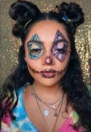 cute tik tok clown makeup page 2