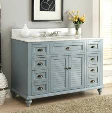 bathroom vanities vintage style. Adelina 49 Inch Antique Bathroom Vanity Blue Finish Vanities Style Canada . Vintage