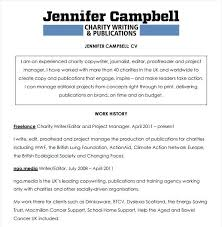 Freelance Writer Resume Objective Freelance Journalist Resume Freelance Writer Resume Example Design 38
