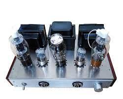 OldBuffalo FU7 (807) amplificateur de lampes HIFI EXQUIS classe A fait main  lampe de Fu 7 ampli de luxe version OBFU7LX