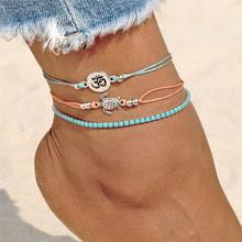 Shop Fashion Crystal Anklets Foot - Great deals on Fashion Crystal ...