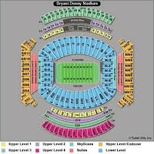 2 Tickets To Lsu Vs Alabama Lower Level West Stands