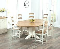 white round dining table for 6 white high gloss extending dining table and 6 chairs set