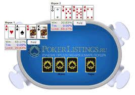 Букмекерские конторы покером
