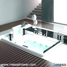 2 person whirlpool tub. Two Person Tub Bathtub Exquisite On Bathroom Plus With Regard To Jacuzzi 2 Shower Combo . Whirlpool