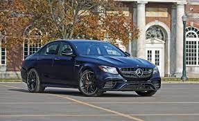 E 63 s 4matic+ особая серия. 2019 Mercedes Amg E63 S Review Pricing And Specs