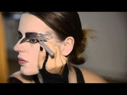 diy black swan make up tutorial for beginners express you