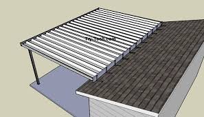 metal patio cover plans. Best Metal Roof Patio Cover Designs With Plans C