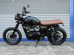 custom triumph scrambler for sale image 35
