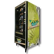 Vending Machine Wraps Fascinating Farrell Vending Catamount Marketing