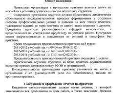 РФЭИ преддипломная практика Отчет по практике в РФЭИ на заказ Задание на производственную практику в РФЭИ