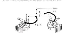 wiring diagram for car horn the wiring diagram horn wiring diagrams electrical wiring wiring diagram