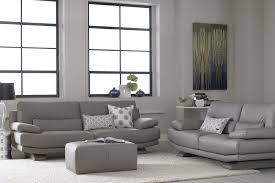 Natuzzi Bedroom Furniture Natuzzi Editions B803 Contemporary Ottoman With Topstitching
