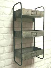 round metal shelf metal wall shelf vintage industrial style metal wall shelf unit storage cupboard metal