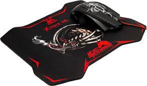 <b>Мышь Xtrike Me GMP-501</b> и игровой коврик MP-001 купить в ...