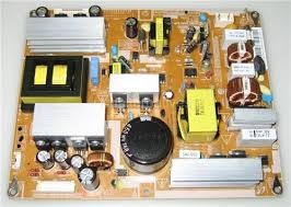 samsung tv power supply board. samsung ln32a450, lcd tv repair kit, capacitors only, not the entire board tv power supply