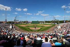 Seating Chart Hammond Stadium Fort Myers Bill Hammond Stadium Spring Training Ballpark Of The