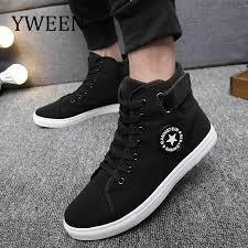 <b>YWEEN</b> Men's Vulcanize Shoes Men <b>Spring Autumn</b> Top Fashion ...