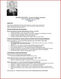 Fresh Air Hostess Resume Fresher Resume For A Job