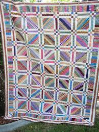 12 best Artist: Quilter Evelyn Sloppy images on Pinterest | Baby ... & Homespun Plaid String Lap Quilt by MargretMarysPlace Adamdwight.com