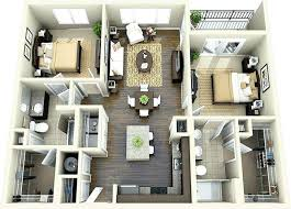 3 Bedroom Home Design Plans New Inspiration Ideas