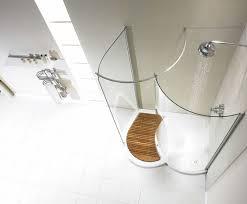 aquaspace organic walk in shower enclosures