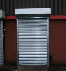 roller shutters industrial doors