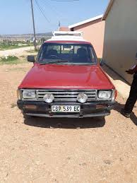 Used Toyota Hilux 4y Prices - Waa2