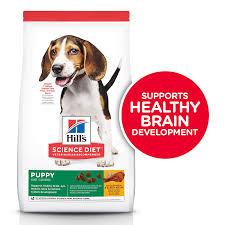 Hills Science Diet Dry Dog Food Puppy Chicken Meal Barley Recipe