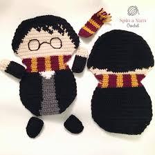 Kết quả hình ảnh cho Harry Potter Crochet Scarf Free Patterns