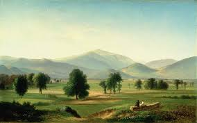 on view are over thirty paintings of the white mountains of new hampshire that ilrate the beauty and grandeur of american landscape painting of the