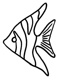 Small Picture Craft Pattern Angel Fish Coloring Page Coloring Sky