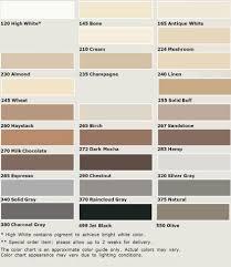 Quad Caulk Color Chart 38 Surprising Bostik Caulk Color Chart