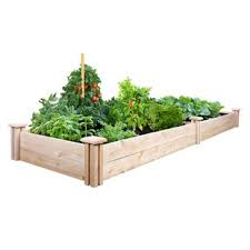elevated garden beds. Cedar Raised Garden Elevated Beds